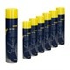 6x Anticor schwarz 650ml