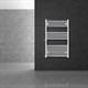 Renovierungsheizkörper Austausch 600x1200 mm weiß mit Seitenanschluss