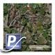 Wassertransferdruck Film WTP-268 | 100cm MOTHWINGS-SPRING MIMICRY