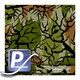 Wassertransferdruck Film WTP-502 | 100cm PREDATOR-SPRING-GREEN