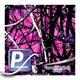 Wassertransferdruck Film WTP-529 | 100cm MUDY GIRL CAMOUFLAGE