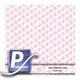 Wassertransferdruck Film WTP-555   100cm RIBBONS-PINK