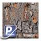 Wassertransferdruck Film WTP-571 | 100cm PINE FOREST CAMO