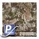 Wassertransferdruck Film WTP-736 | 100cm KRYPTEK HIGHLANDER REDUCED