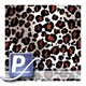 Wassertransferdruck Film YH-090 | 50cm BROWN LEOPARD