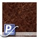 Wassertransferdruck Film YH-190A | 60cm DARK BROWN BURL