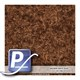 Wassertransferdruck Film YH-199 | 60cm BROWN DRIED BURL