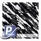 Wassertransferdruck Film YH-272 | 60cm BLACK POMO