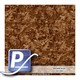 Wassertransferdruck Film YH-293 | 50cm BROWN BURL
