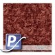 Wassertransferdruck Film YH-293A | 60cm RED BROWN BURL