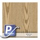 Wassertransferdruck Film YH-501A | 100cm BROWN OAK