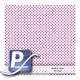 Wassertransferdruck Film YH-592A | 60cm PURPLE SPOT