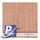Wassertransferdruck Film YH-612 | 60cm RED BROWN STRIPES
