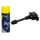 Zündspule 2-polig Nissan mit Motor Starter Spray