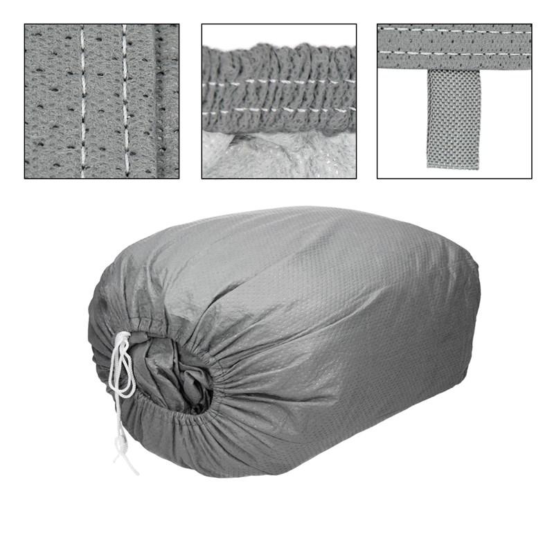 ganzgarage atmungsaktiv 4 lagig s 406 x 165 x 119 cm. Black Bedroom Furniture Sets. Home Design Ideas