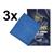 3x Micro Fiber Polish MANNOL 9814