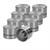8 x Hydrostößel/Ventilstößel BMW PORSCHE