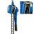 Flaschenzug mit Handhebel 1500 kg, 1,5 m, Gummierter Handgriff, inkl. Kette