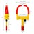 Parkkralle mit Sicherheitsschloss und 2 Schlüsseln für PKW Wohnwagen Anhänger
