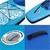 Stand Up Paddle Surf-Board Blau Makani