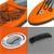 Stand Up Paddle Surf-Board Orange Makani