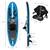 Stand Up Paddle Surf-Board 305 x 78 x 15 cm Kajak Sitz Blau
