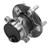 Radlagersatz Hinterachse beidseitig Ford