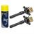 2 x Zündspule BMW mit Motor Starter Spray 450ml
