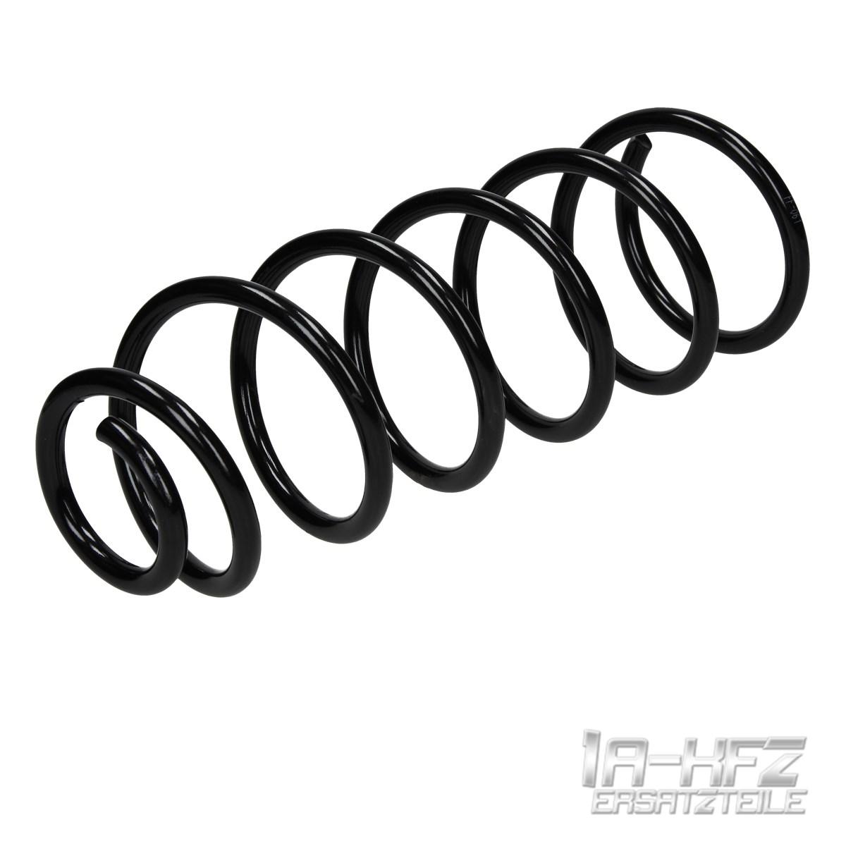 Fahrwerksfeder Spiralfeder Feder Hinterachse Hinten Verstärkt Opel ASTRA G