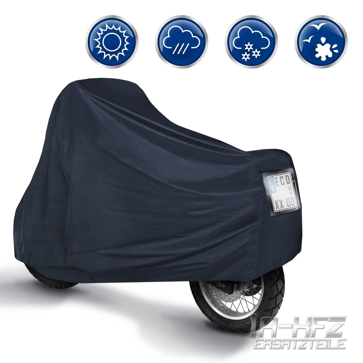 Größe Garage: Motorradgarage Motorradabdeckung Ganzgarage Größe M