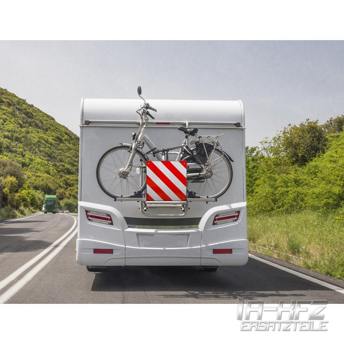 warntafeln warntafel italien spanien 50x50 cm f r wohnwagen hecktr ger fahrrad ebay. Black Bedroom Furniture Sets. Home Design Ideas