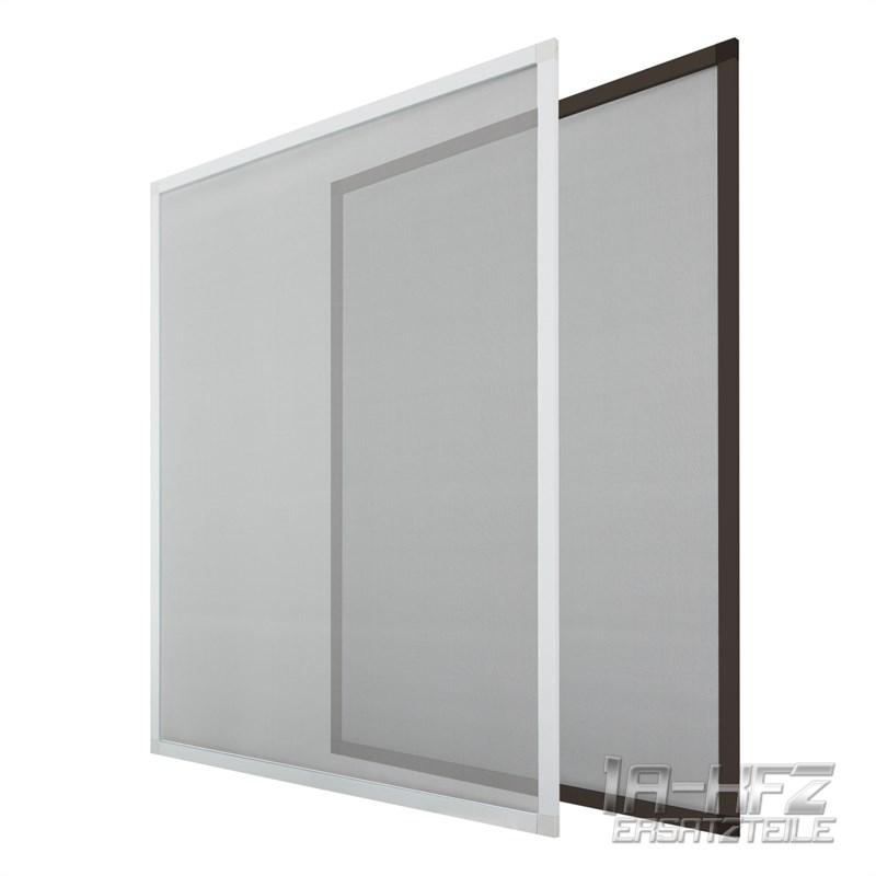 fliegengitter insektenschutz fenster alurahmen fliegenschutz m ckenschutz ebay. Black Bedroom Furniture Sets. Home Design Ideas
