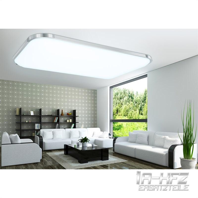 Led Deckenleuchte 12W-96W Deckenlampe Dimmbar Wohnzimmer