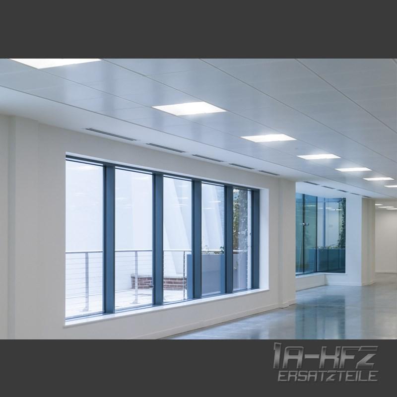 PANNEAU LUMINEUX LAMPE À LED DALLE SUPER MINCE 36W 60X60 CM BLANC NEUTRE 4000 K