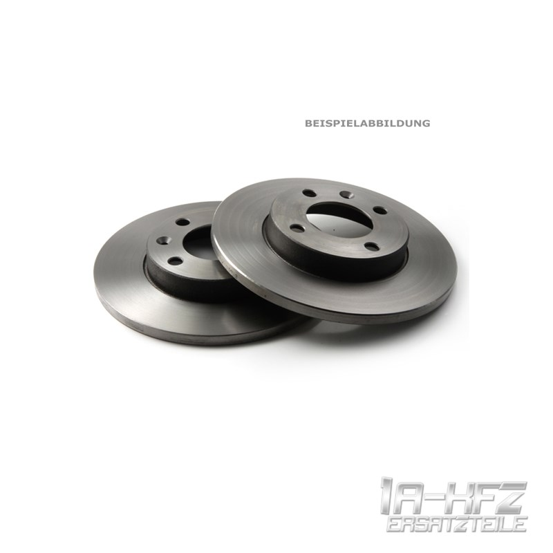 4x-Bremsscheiben-Bremsbelaege-Bremskloetze-vorne-hinten-Audi-100-A6-4A-C4