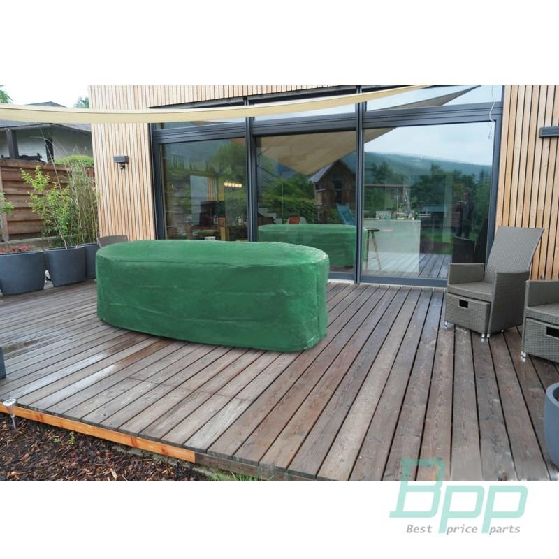 schutzh lle f r gartentisch terrassentisch tisch abdeckung abdeckplane haube ebay. Black Bedroom Furniture Sets. Home Design Ideas