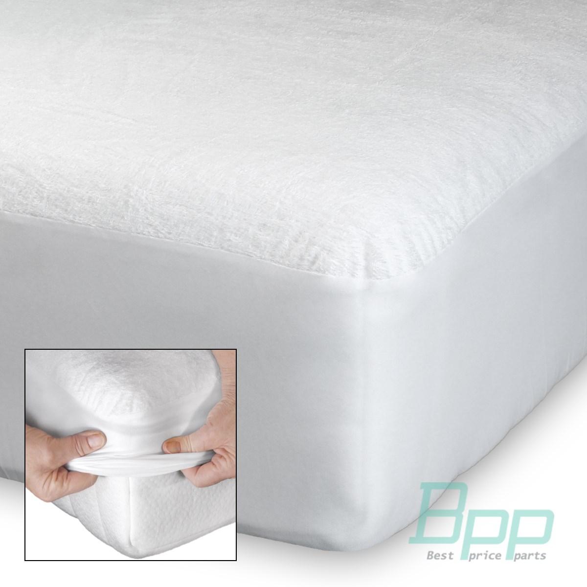 Prot ge matelas imperm able et respirant housse de lit 100 - Protege matelas incontinence ...