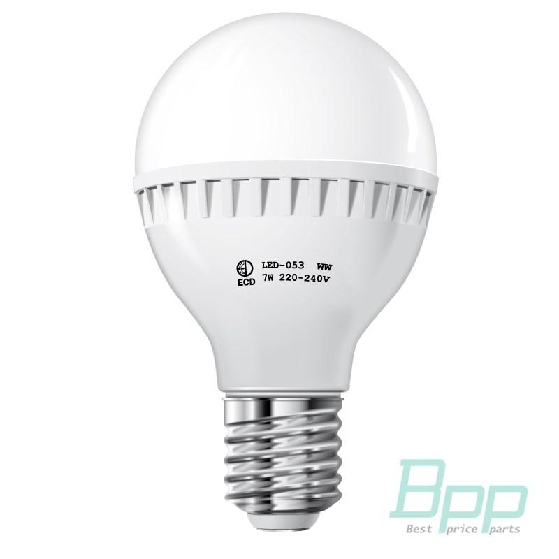 10x e27 led lampe birne leuchte strahler gl hbirne licht 7 watt warmwei ebay. Black Bedroom Furniture Sets. Home Design Ideas