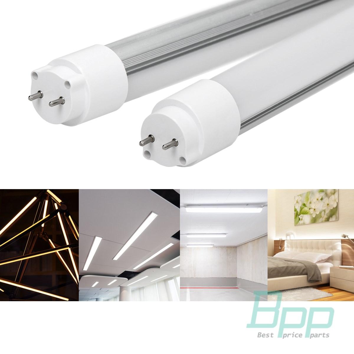 t8 g13 smd led tube r hre leuchtstoffr hre r hrenlampe 60 cm 90 cm 120 cm 150 cm ebay. Black Bedroom Furniture Sets. Home Design Ideas