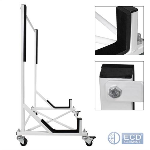 chariot hardtop stand rigide support capote housse protection mercedes porsche ebay. Black Bedroom Furniture Sets. Home Design Ideas