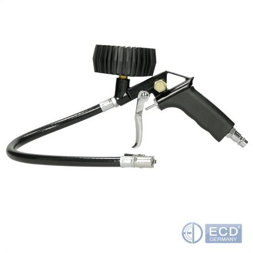 reifenf ller reifendruckpistole druckluftpistole messger t kompressor manometer ebay. Black Bedroom Furniture Sets. Home Design Ideas