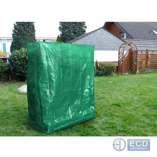 Housse bache de protection verte d 39 exterieur meuble de - Protection meuble de jardin ...