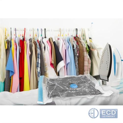 lot 15 sacs housse rangement sous vide air aspirateur protege vetement 4 taille ebay. Black Bedroom Furniture Sets. Home Design Ideas