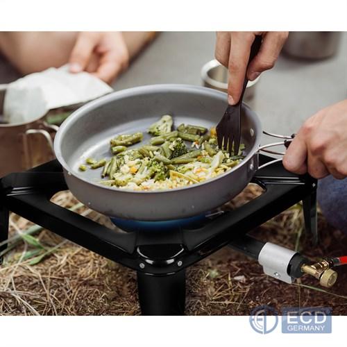 hockerkocher 8 5kw gaskocher camping kocher gasschlauch 150cm druckregler 50mbar ebay. Black Bedroom Furniture Sets. Home Design Ideas
