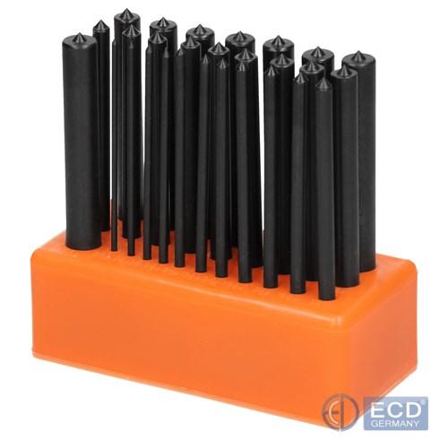 7x Zentrierbohrer Scharnierbohrer Selbstzentrierende Set Für Edelstahl 2.2-7.5mm