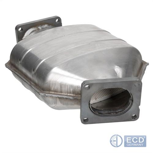 Dieselpartikelfilter DPF Rußpartikelfilter mit Montagesatz BMW X3 2.0 d 5 520 d