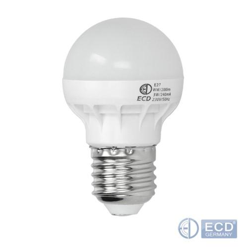 LED Birne Glühbirne Glühlampe Lampe Sparlampe G9 warmweiß 230V 2,5W wie 20W