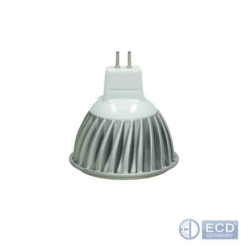 10-er Satz LED COB MR16 Spot Lampe Birne Leuchte Strahler Licht 6W Kaltweiß