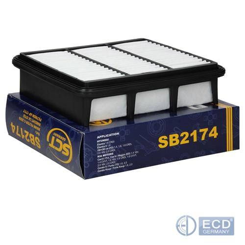 Inspektionspaket Filterset Hyundai i30 Kia CEED SW PRO CEED 1.4 1.6 CVVT 2.0