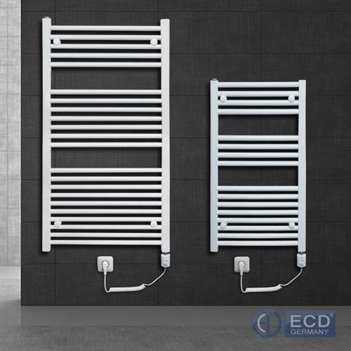 wei elektro badheizk rper handtuchheizk rper handtuchw rmer handtuchtrockner ebay. Black Bedroom Furniture Sets. Home Design Ideas